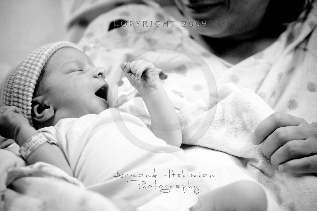 Happy baby makes happy parents